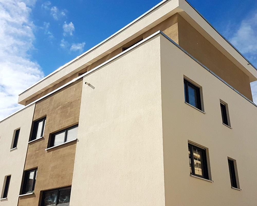 esw baut 25 neue mietwohnungen mitten in ingolstadt. Black Bedroom Furniture Sets. Home Design Ideas